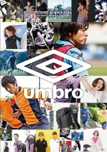 UMBRO FOOTWEAR APPAREL EQUIPMENT PAMPHLET-1