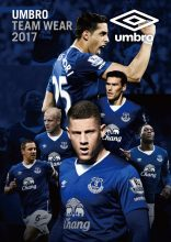 UMBRO TEAM WEAR PAMPHLET